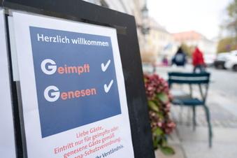 Was gilt bei Erreichen der Vorwarnstufe in Sachsen?