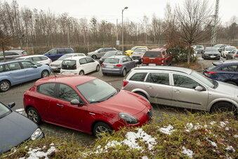 Per App den freien Parkplatz finden