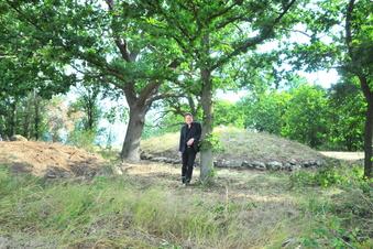 Den Archäologiepark besuchen