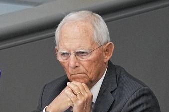 Ist Laschet der falsche Kandidat, Herr Schäuble?