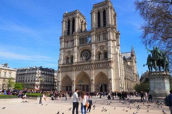 Notre-Dame wird originalgetreu aufgebaut