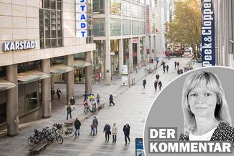 Die Dresdner City braucht dringend Ideen