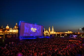 Open-Air Kino am Elbufer – Programm