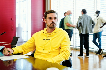 DFB-Gericht verkürzt Sperre für Ex-Dynamo Erdmann