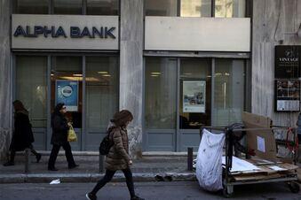 Griechenland geht's besser, aber sein Volk ist pleite