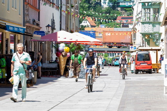 Pirna verbindet Einkaufen mit Kultur