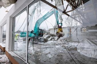 Edeka drängt auf den Neubau in Dipps