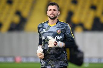 Dynamo: Torwart Wiegers fällt lange aus