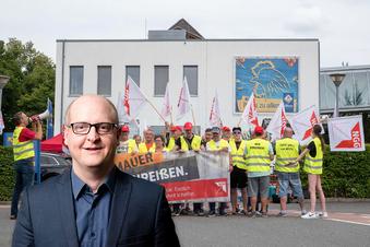 SPD unterstützt Riesaer Teigwaren-Streik