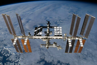 Klimaanlage auf ISS ausgefallen
