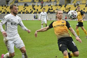 Stefaniak nach Dynamos Sieg: Endlich hat es geklappt
