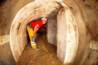 Bunker unter Schulhof entdeckt