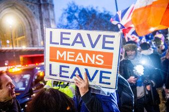 Rätselraten um weitere Brexit-Abstimmung