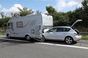 Nossen: Ein Schwerletzter bei Unfall auf A4