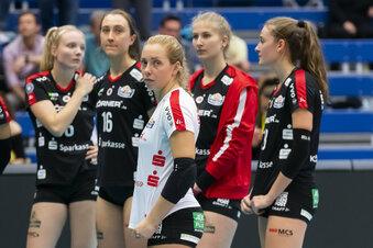 DSC-Frauen verlieren ersten Titel der Saison
