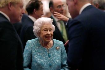 Sorge um Gesundheit der Queen