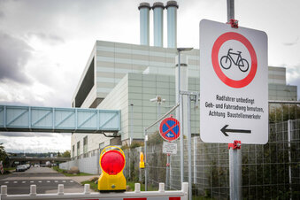 Radweg-Lösung für gesperrte Dresdner Fabrikstraße?