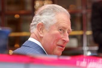 Prinz Charles kommt nach Sachsen