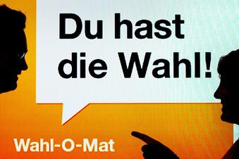 Wahl-O-Mat abgeschaltet