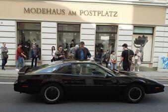 US-Filmstar dreht in Görlitz