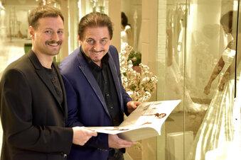 Uwe Herrmann eröffnet am Wiener Platz