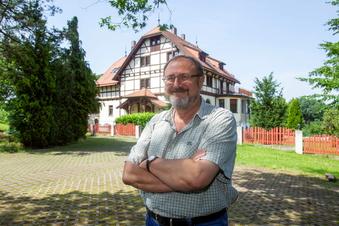 Heidenau: Die Geschichte der Millionen-Villa
