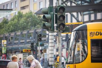Blackout in Dresden