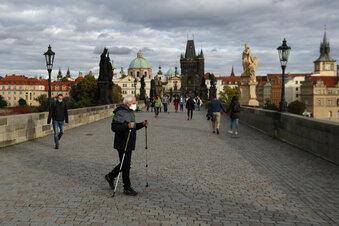Corona versetzt Tschechien in Alarmstimmung
