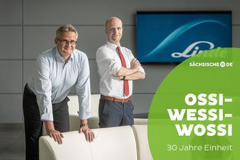 Das Ossi-Wessi-Macher-Duo