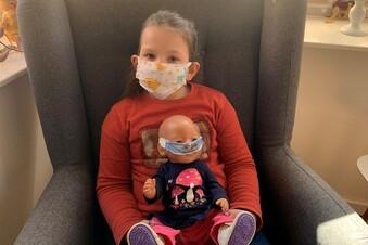 Corona: Schnelle Hilfe für die kleine Greta