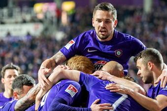 """Ex-Dynamo Testroet: """"Aue ist ein besonderer Verein"""""""