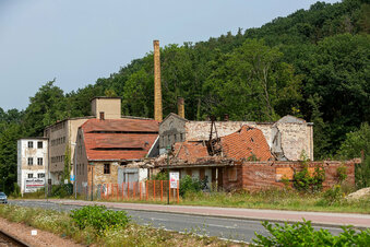 Die Pläne für die Hafermühle in Dipps