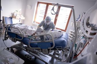 Kreis Bautzen: Corona-Lage in den Kliniken verschärft sich