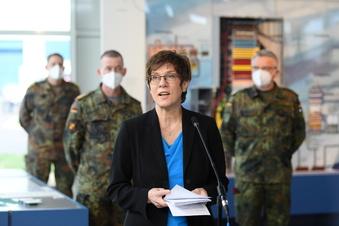 Bundeswehr unterstützt Strukturwandel