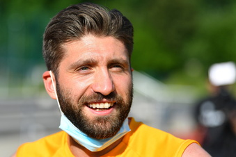 "Neuzugang Borrello: ""Dynamo ist schon ein geiler Verein"""