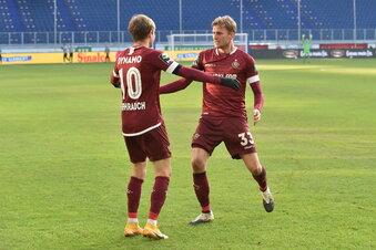 """Dynamo zeigt in Duisburg eine """"reife Leistung"""""""