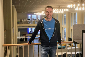 Dresden: Staffbase zieht ins ehemalige Café Prag