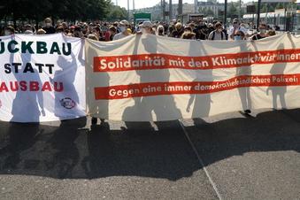 Airport Leipzig: Neue Demo gegen Ausbau