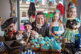 Das Geschäft mit dem Kindergeburtstag