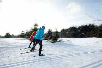 Elstra: Freude und Frust im Wintersport-Paradies