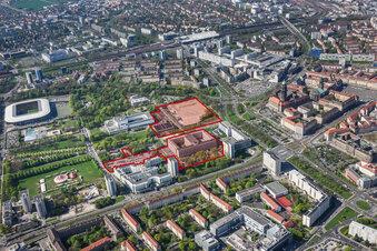 Lingnerstadt-Areal hat neuen Eigentümer