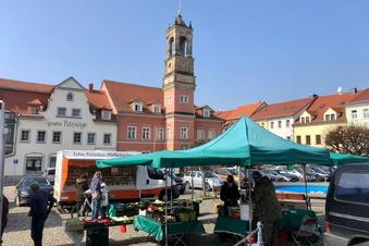 Königsbrück erhebt wieder Marktgebühren