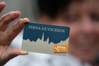 Pirna-Gutschein spült Geld in die Händler-Kassen