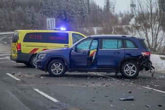 Putzkau: Kind bei Unfall verletzt