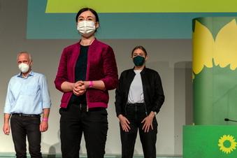 Grünes Trio will in den Bundestag