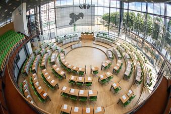 Die Gesichter des neuen Landtags