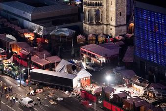 Anschlag in Berlin: Verletzte sind noch Pflegefälle