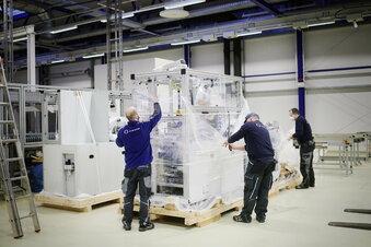 Sachsens Industrie spürt kräftigen Aufschwung
