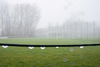 Fußball-Saison in Sachsen abgebrochen