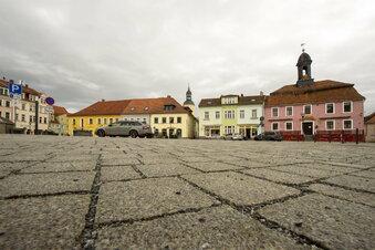 Radeburg: Neuer Planer und Verlegeplan für den Markt